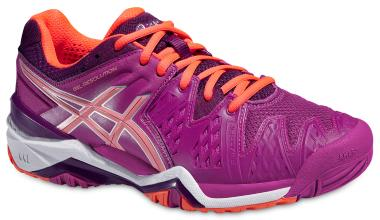 Обувь для тенниса Asics GEL-RESOLUTION  6  (W)