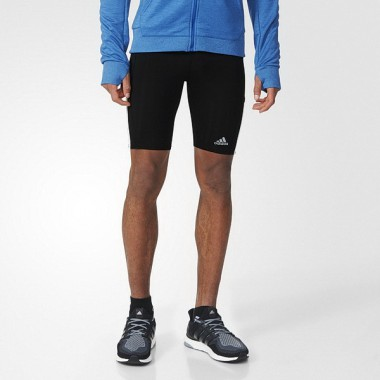 Тайтсы шорты ADIDAS для бега дегкой атлетики OZ Short Tight M