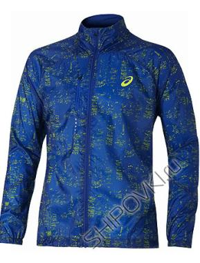 куртка ветровка asics для бега Lightweight Jacket