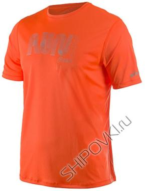 футболка для бега asics SS Graphic Top
