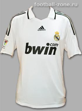 ADIDAS REAL MADRID JERSEY | Футболка клубная